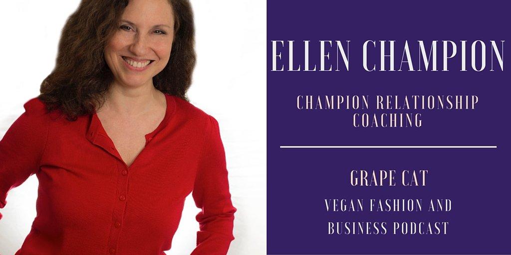 Ellen Champion : Champion Relationship Coaching