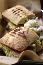 Mock Tuna Salad Sandwich