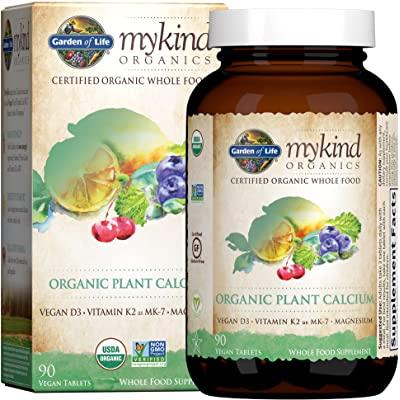 Garden Of Life Calcium Supplements
