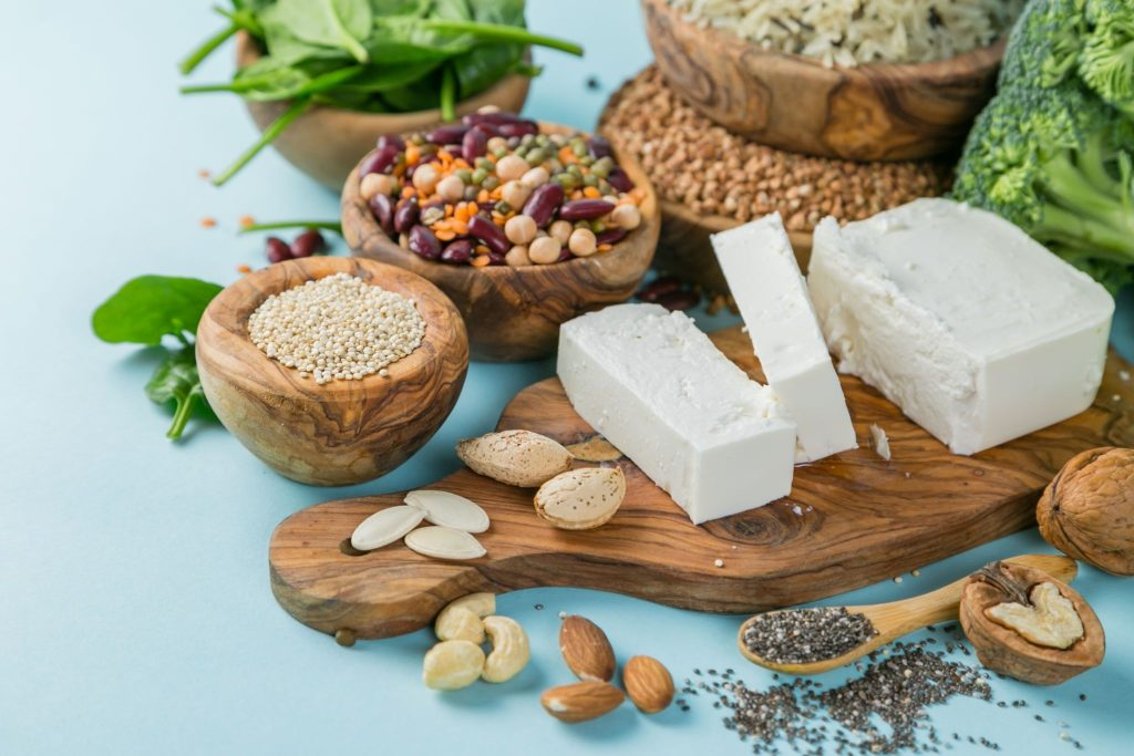vegan foods high in iron