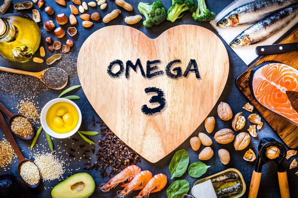 Best vegetarian sources of omega 3 & 6